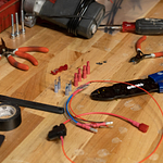 Very minor electrical work is required. Admittedly a bit daunting for the novice.